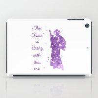 princess leia iPad Cases featuring Princess Leia Star . Wars by Carma Zoe