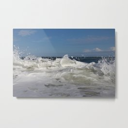 14 Days of Waves (1/14) Metal Print