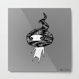 Dark Matter Baby Metal Print