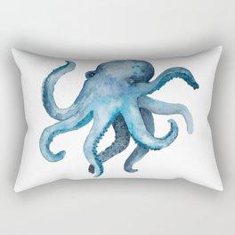 Blink the Octopus Rectangular Pillow