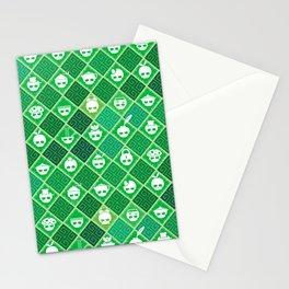 The Nik-Nak Bros. Veggie Greene Stationery Cards