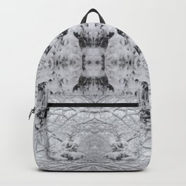 Snow Kaleidoscope | Winter Wonderland Backpack