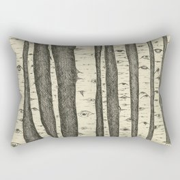 make me a witness (wasatch, utah) Rectangular Pillow