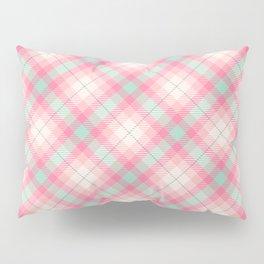 Sweet Plaid 2 Pillow Sham