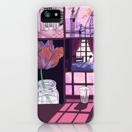 summer is ended iPhone Case