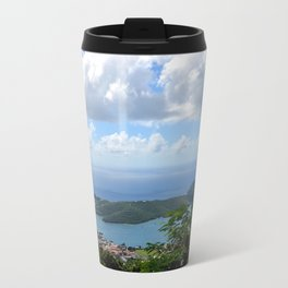 Over the Clouds in St Thomas Travel Mug