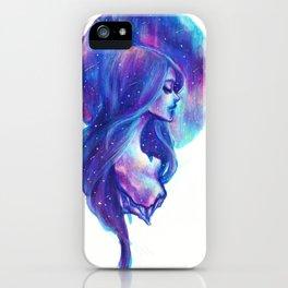 Broken stars iPhone Case