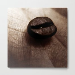Coffee island Metal Print