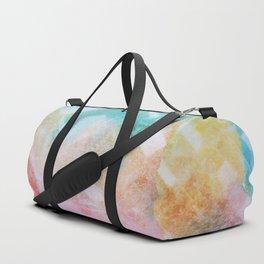 """Rainbows Abstracted """"Sarah"""" Duffle Bag"""