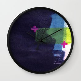 Pros and Cons Wall Clock