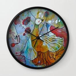 la danse Wall Clock