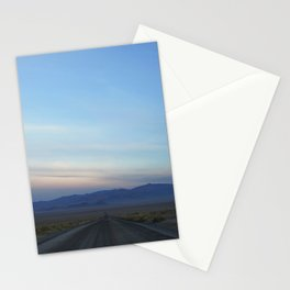Nevada, 6:30am Stationery Cards