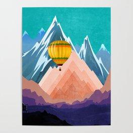 Ballon Trip Poster