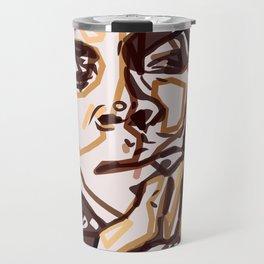 Gil Berto Gil, Girl Travel Mug