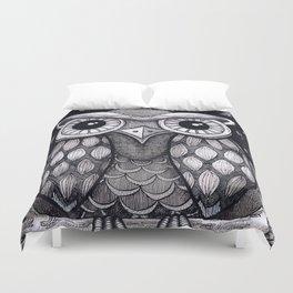 Owl II Duvet Cover