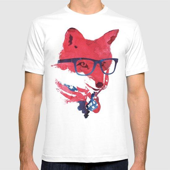American Fox T-shirt