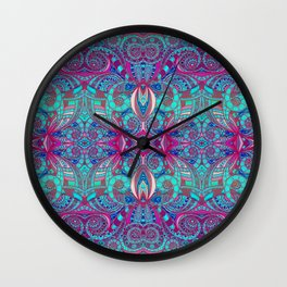 Indian Style G238 Wall Clock