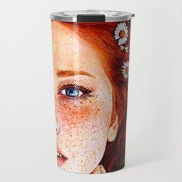 Quintessentially Redhead - Ballpoint Pen Travel Mug