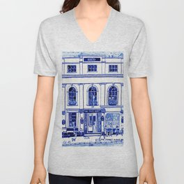 The Prince Albert, Brighton Unisex V-Neck