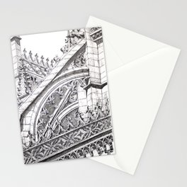 St Mary Victory Monastery. Mosteiro de Sta. Maria da Vitória. Batalha Stationery Cards