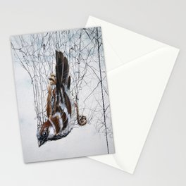 Caught in a net - detail Stationery Cards