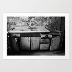 Abandon Art Print