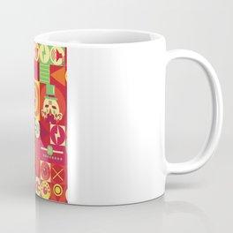 Electro Circus Coffee Mug