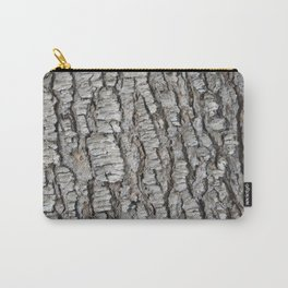 TEXTURES -- Spruce Bark Carry-All Pouch