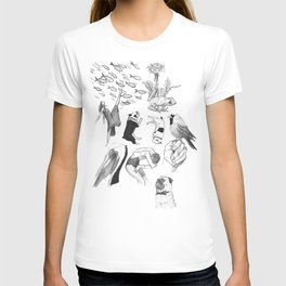 Ink Thoughts One T-shirt