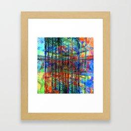20180505 Framed Art Print