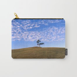 Tree on the island of Olkhon Carry-All Pouch
