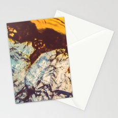 Agate, Earth frozen in time Stationery Cards