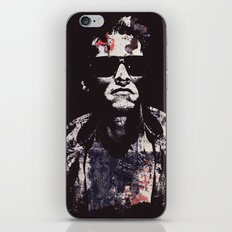 Come with me if you want to live iPhone & iPod Skin