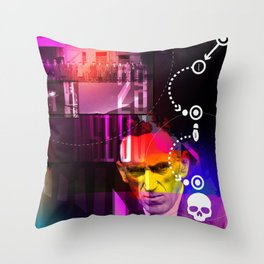 Original Gangster :: Vintage Mugshot Composition 01 Throw Pillow