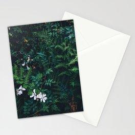 Fleurs Vertes Stationery Cards