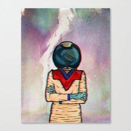Aztronauta Canvas Print