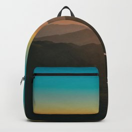 Mountain Sunrise Backpack