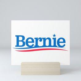 Bernie Sanders 2020 Elections logo Mini Art Print