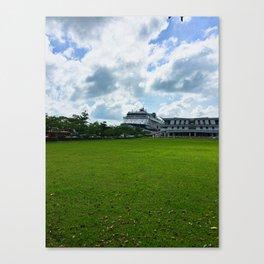 Singapore Cruise Ship Canvas Print