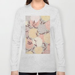 Pastel flowers Long Sleeve T-shirt