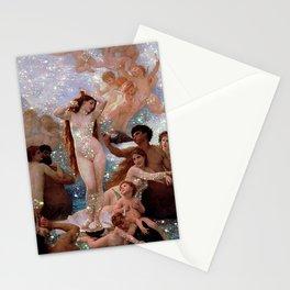 Glitter Girl Stationery Cards