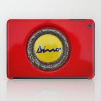 ferrari iPad Cases featuring Ferrari Dino by Rainer Steinke