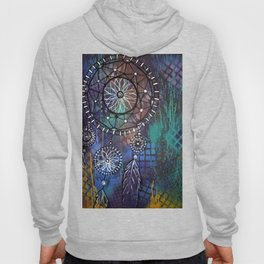 Catching Colorful Dreams Hoody