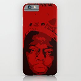 The Notorious BIG: King OF Brooklyn iPhone Case