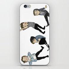 loueh loueh loueh louaaah iPhone & iPod Skin