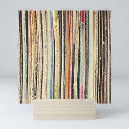 Record Collection Mini Art Print