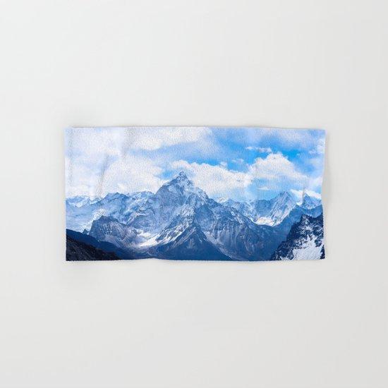 Mountains on My Mind Hand & Bath Towel