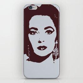 Simply Liz iPhone Skin