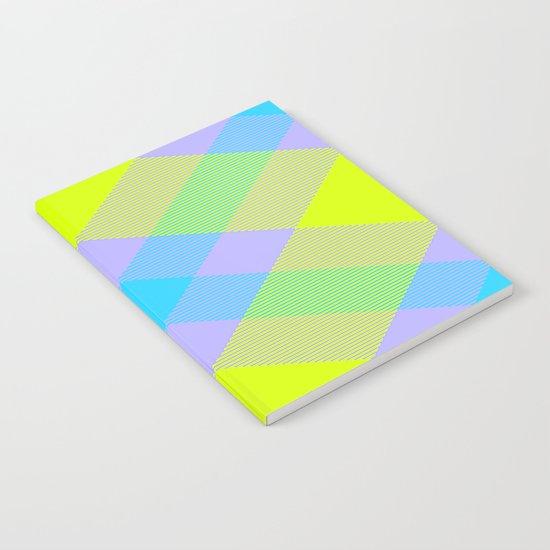 Tartan Pattern 6 Notebook