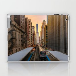 Adams/Wabash Station Laptop & iPad Skin